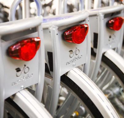 Można już wypożyczać Sosnowieckie Rowery Miejskie